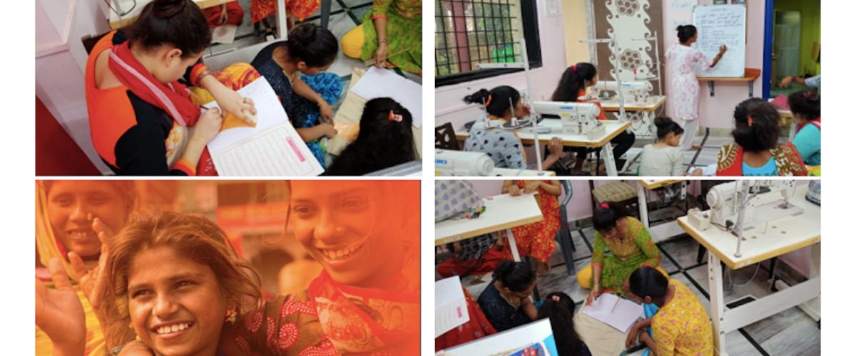 Enterprise 100 - Empowering 100 Vulnerable Women Each Year Through Education