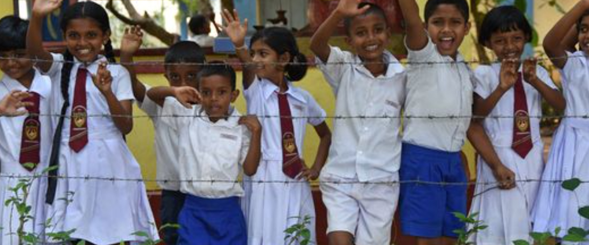 Children Scholarship Project 'Inspire our Future'  Scholarships Programme