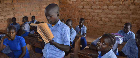 Distributing 1 Million Books to Students and Teachers in Africa