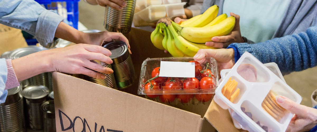 Walk INN Foodbank – Supporting The Vulnerable In Our Community