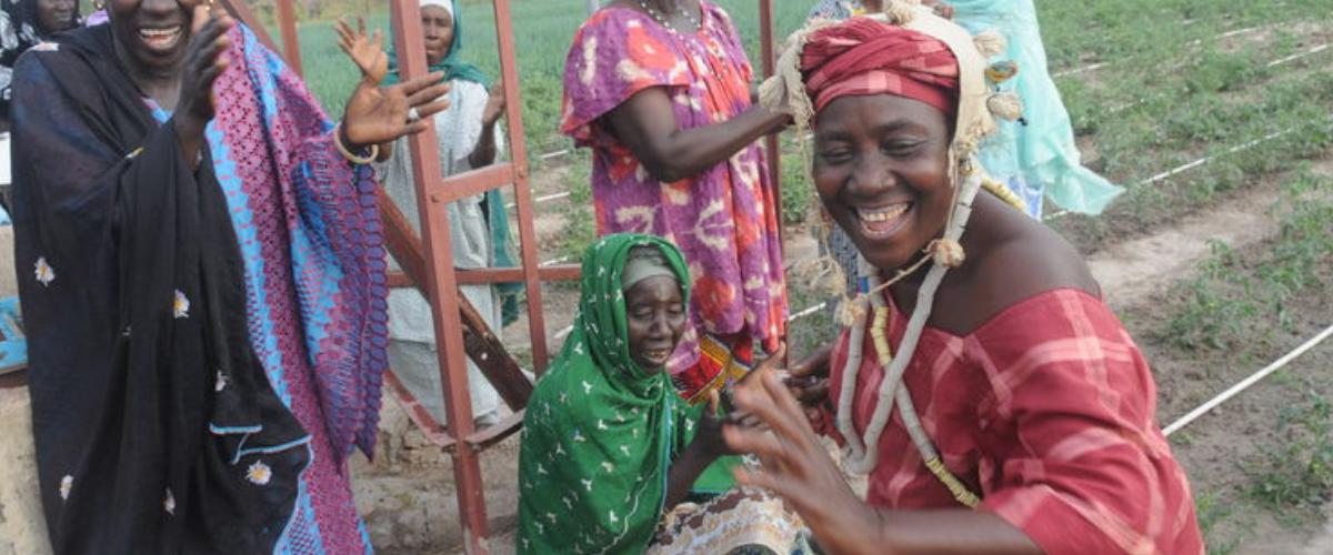 Community based Covid-19 disaster management in Senegal