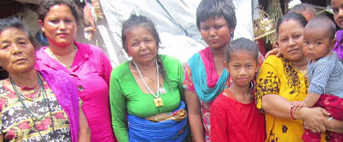 Rescue and reintegration for women with mental illness in Nepal